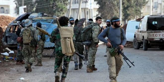 """اشتباكات عنيفة بين فصائل ميليشيا """"الجيش الحر """" بريف الحسكة"""