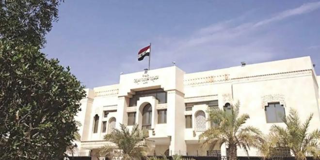 السفارة السورية في لبنان توقف استلام المعاملات التجنيدية