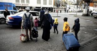 الدنمارك تستعد لترحيل لاجئين سوريين إلى دمشق