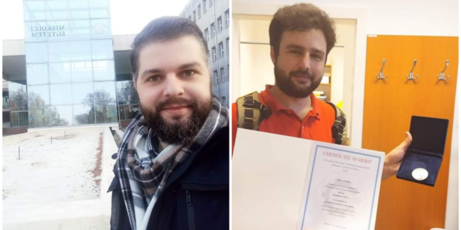 سوريان يحققان المركز الأول في مؤتمر علمي لجامعة أوروبية