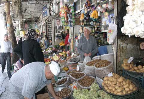 تموين ريف دمشق: شح المواد في السوق أدى لارتفاع أسعارها