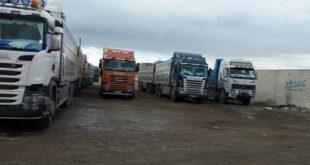 شركات الشحن: البضائع السورية تنساب يوميا إلى السعودية ونعاني صعوبات مع العراق