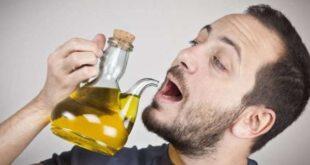 ماذا يحدث عند شرب زيت الزيتون عند الاستيقاظ على الريق؟