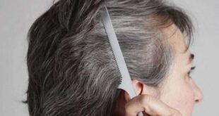 شيب الشعر يجعلك تظهر أكبر من عمرك لذلك تعرف على طرق علاجه