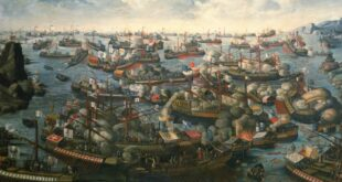 إحداها منعت الفرس من اجتياح أوروبا.. المعارك البحرية الــ5 التي غيَّرت العالم