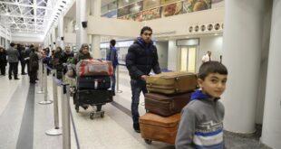 """بالفيديو... إحباط عملية تهريب شحنة """"حشيش"""" في مطار بيروت"""