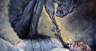 شرح ظاهرة الكوابيس: هجوم الشيطان في الليل