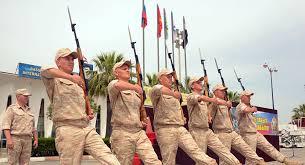 كيف يقضي جنود قاعدة حميميم العسكرية أوقات فراغهم