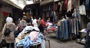 الجاكيت الشتوي بأسواق البالة يصل ل٣٠ ألف.. التجارة الداخلية: القانون يطبق على كافة الألبسة