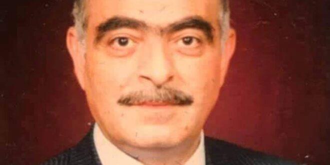 وفاة الإعلامي السوري رجا فرزلي
