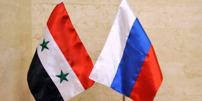 موسكو: اتخذنا قرارات تتعلق بدعم إعادة الإعمار في سوريا