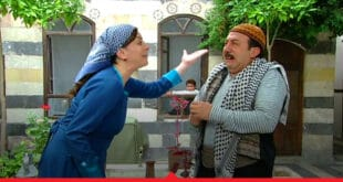 تزوجته سراً .. هذا هو زوج شكران مرتجى الممثل الشهير الذي منحها الجنسية السورية..فيديو