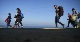 أكثر من 15 ألف سوري فشلوا في العبور إلى أوروبا خلال 2020