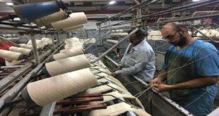 غرفة صناعة دمشق: معظم منشآت النسيج متوقفة أو على وشك التوقف