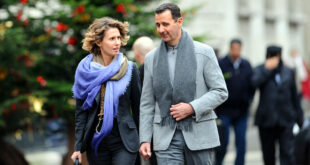 الأسد وعقيلته يشاركان في عمليات التشجير.. شاهد!