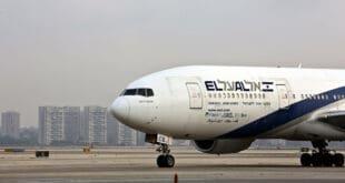 إقلاع أول طائرة إسرائيلية من مطار بن غوريون إلى المغرب
