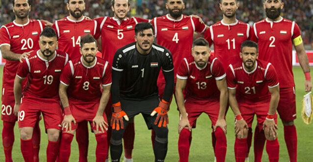 """""""الفيفا"""" يعفي منتخب سورية لكرة القدم من خوض الدور التمهيدي لكأس العرب"""