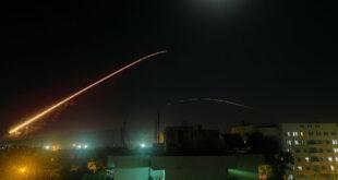 شركة إسرائيلية تنشر صورا جوية للأضرار التي سببها العدوان على سوريا