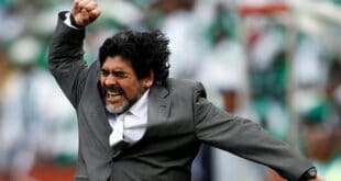 """مارادونا... العثور على """"كنز حقيقي"""" داخل صندوق سري"""