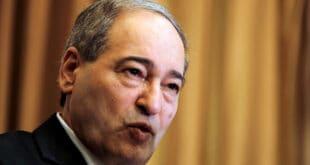 وزير الخارجية السوري يزور إيران في أول جولة خارجية له