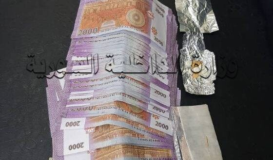 القبض على نشالين اثنين بالجرم المشهود في نهر عيشة بدمشق