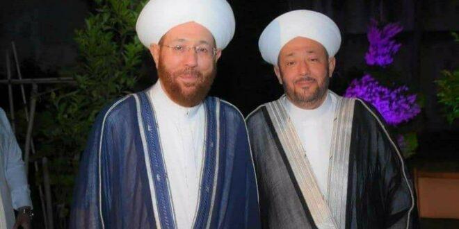 وفاة ابن اخت المفتي حسون.. الشيخ محمد شوشي أمام جامع السبيل بحلب