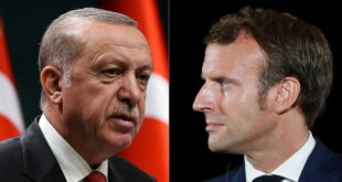 أردوغان: آمل أن تتخلص فرنسا من ماكرون في أسرع وقت