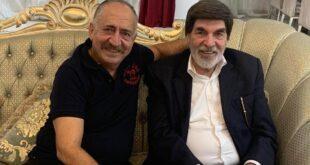 بشار اسماعيل يلتقي ياسر العظمة في دبي بعد 10 سنواتٍ من الغياب