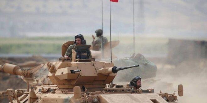 تركيا تعلن مقتل أحد جنودها خلال هجوم عسكري في سورية
