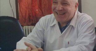 وفاة الدكتور بسام الحمصي رئيس شعبة الجراحة العصبية في مشفى المجتهد بدمشق بفيروس كورونا