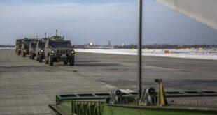 تعزيزات عسكرية روسية تصل مطار تدمر