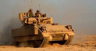 """لماذا أرسلت الولايات المتحدة مدرعات """"برادلي"""" إلى سوريا؟"""