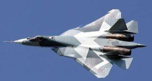 """5 ميزات تجعل مقاتلة """"سو-57"""" الروسية تشكل تهديدا للناتو"""