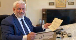قطر تختار خطاط سوري لرسم الإصدار الجديد لعملتها.. من يكون؟