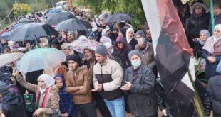 بتوجيه من الرئيس بشار الأسد.. قرار بإعادة أهالي بسيمة وعين الخضراء وعين الفيجة إلى منازلهم