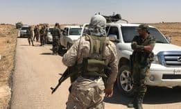 اغتيال عنصرين في الأمن السوري بريف درعا الغربي