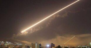 شهيد وثلاثة جرحى من الجيش السوري في عدوان إسرائيلي على ريف دمشق