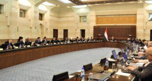 مجلس الوزراء يوافق على إعادة تشغيل مطاري حلب واللاذقية الدوليين