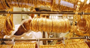 غرام الذهب ينخفض 2000 ليرة سورية