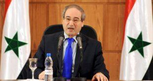 المقداد يتحدث عن الاغتيال في إيران ويوجه رسالة إلى أمريكا وإسرائيل