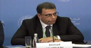 الكزبري: لا يحق لأي جهة التدخل في عمله لجنة مناقشة الدستور