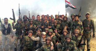 الجيش السوري عزّز مواقعه في عين عيسى .. ويتصدى للأتراك