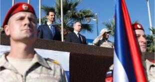 هل طلبت روسيا من دمشق إخراج إيران والحزب من سوريا؟