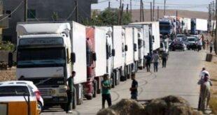 السعودية تسمح بعودة الشاحنات السورية العالقة