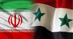 شركة نقل سورية ايرانية مشتركة