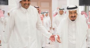 نيويورك تايمز: ترامب يهدف من مصالحة قطر والسعودية توجيه ضربة اقتصادية موجعة لإيران
