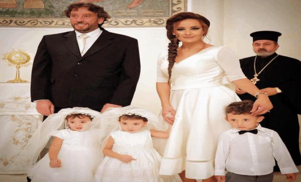 تزوّجت من المخرج ناجي طعمي بعد قصّة حب خفيّة وأنجبت 3 أطفال .. قصّة السورية كندة حنا