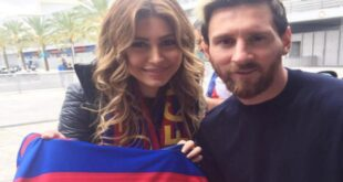 """""""هو كريم وأنا بستاهل"""".. اللبنانية يارا تكشف سر هدايا ليونيل ميسي لها"""