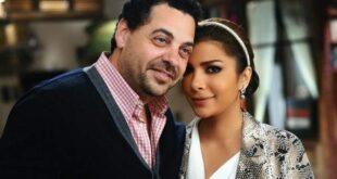 للمرة الأولى طارق العريان يظهر مع حبيبته الجديدة بعد إنفصاله عن أصالة