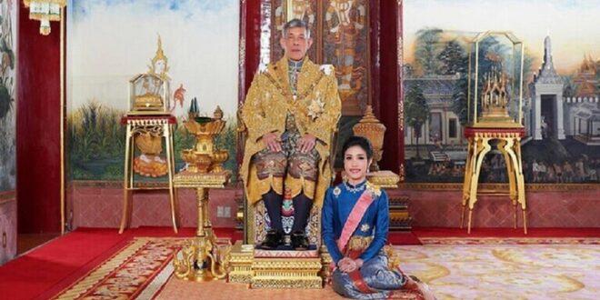 تسريب صور خاصة لعشيقة ملك تايلاند